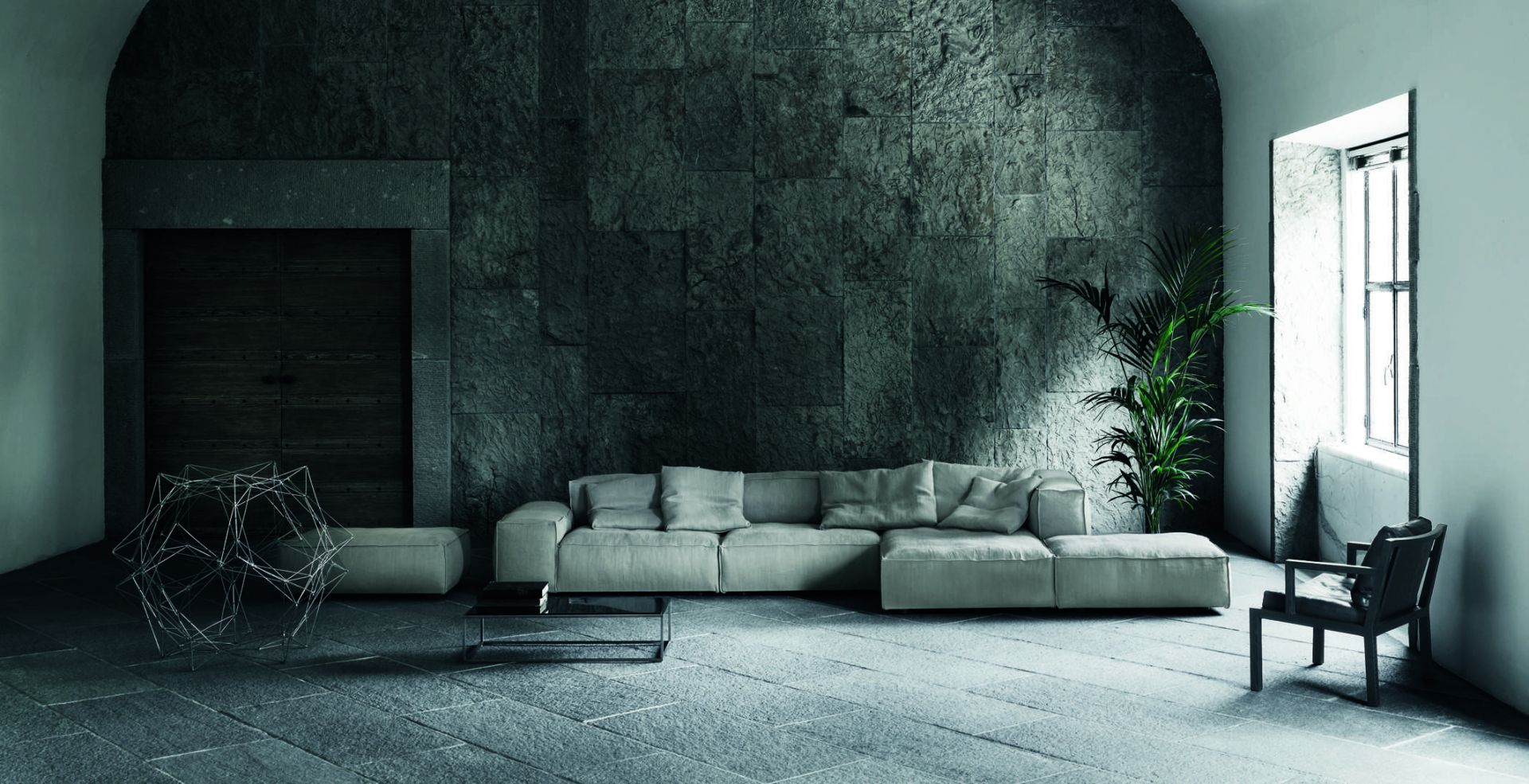 Divani And Design.Living Divani Studio Italia