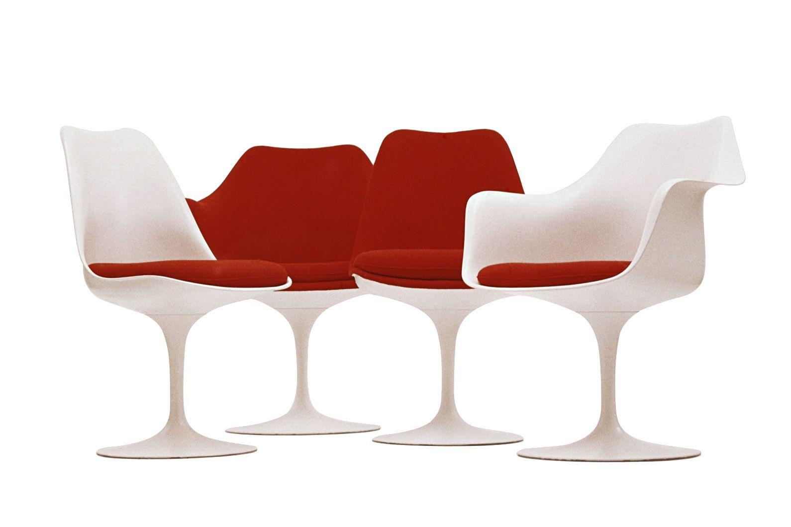Poltrona Tulip Saarinen.Saarinen Tulip Chair Studio Italia