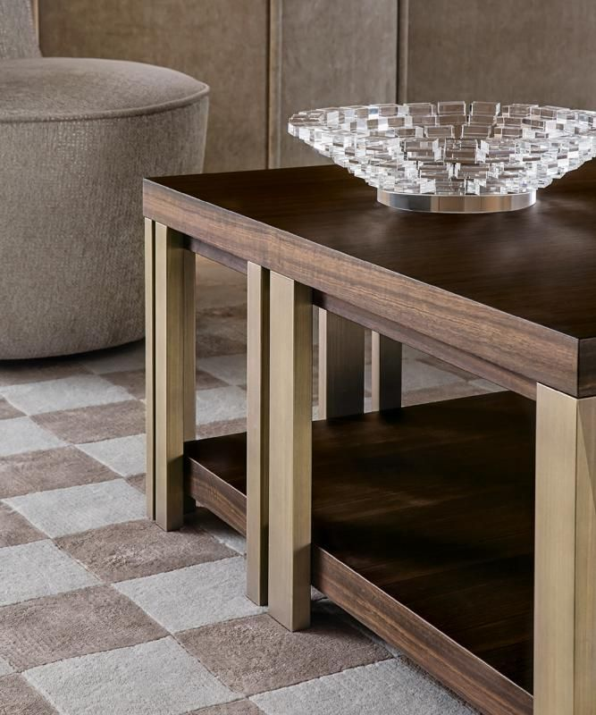 Casamilano Mondrian Coffee Table Studio Italia
